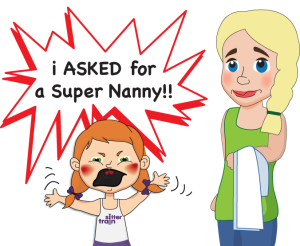 nanny cartoon pictures to pin on pinterest pinsdaddy Baby Smurf Clip Art smurf clip art free